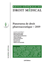 Panorama de droit pharmaceutique - 2019