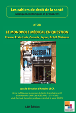 Le monopole médical en question (n° 28)
