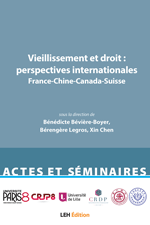 Vieillissement et droit : perspectives internationales