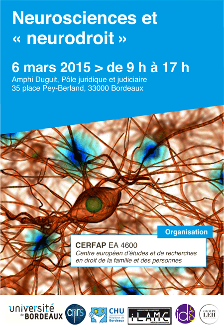 Neurosciences et « neurodroit »